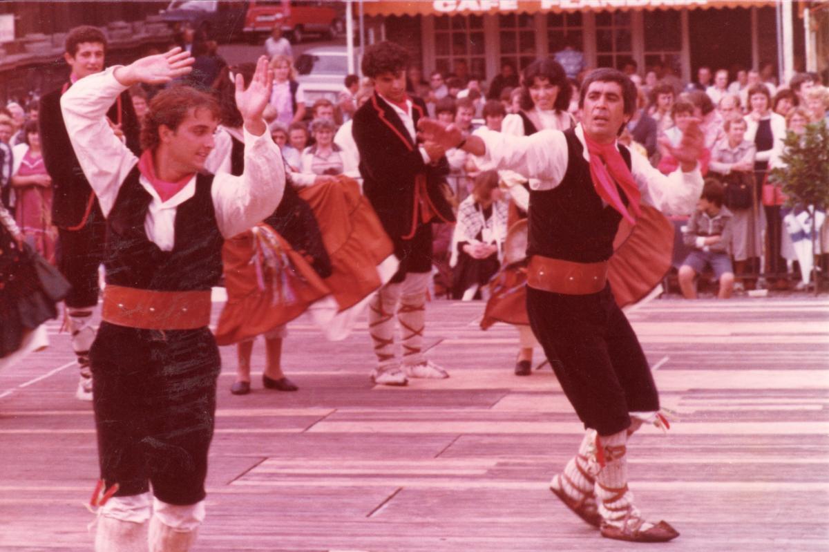 BELGIO Veurne 1980